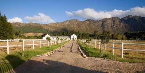 Farm in Südafrika
