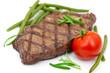 Rumpsteak(Roastbeef) - gegrillt