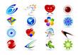 Сборник логотипов в векторе.