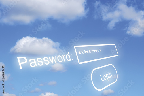 poster of Password security