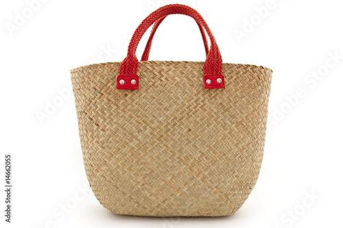 straw bag - 14662055