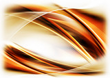 Fototapety dynamic fiery  motion
