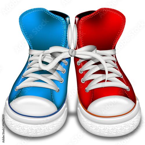 Boutique Tennis Shoes