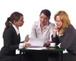 HD Episode #3, Woman talk at office.