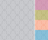 Seamless Wallpaper Pattern (Tileable) poster