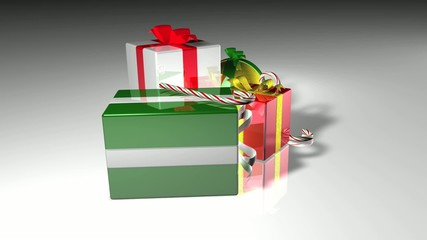 christmas gifts, presents