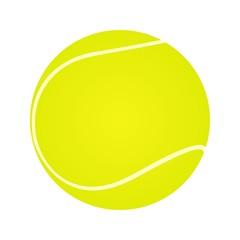 Tennisball Vektor