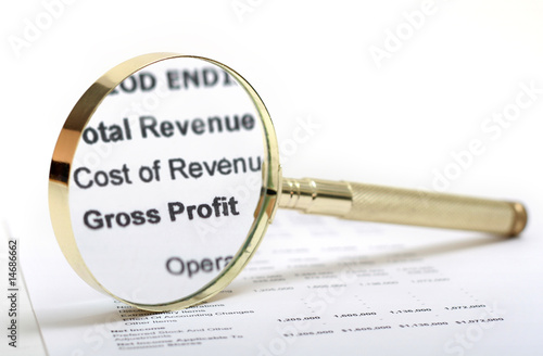 Magnifying Financial Statement