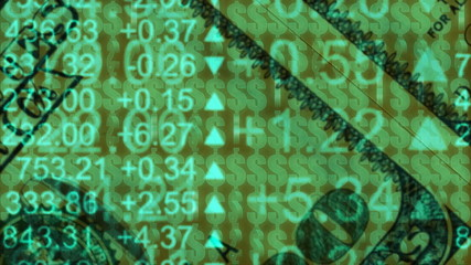 Money and Market in Green Two (loop)