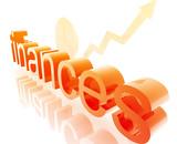Finance economy improving poster
