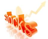 Stock market improving poster
