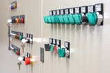 quadro elettrico comandi orizzontale