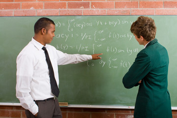 solving maths sums together