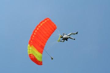 Parachuting 2