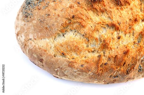 """""""vrai"""" pain aux céréales complètes et aux graines de pavot"""