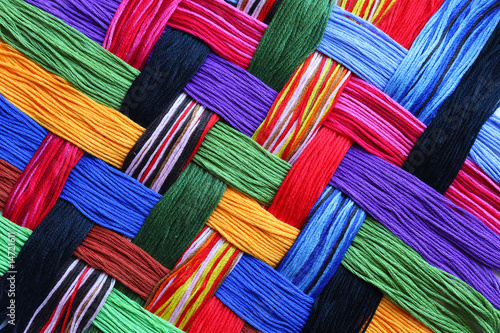 Embroidery threads - 14721611
