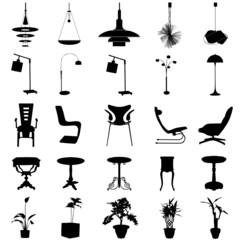 modern decoration vector