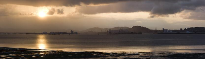 zona portuaria (panorama)