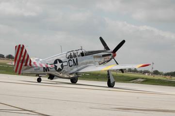 Mustang's Final Flight