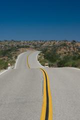 Route de Joshua Tree Park_USA
