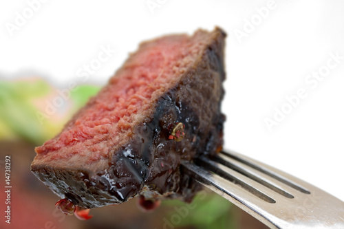 Rumpsteak(Roastbeef) - gegrillt