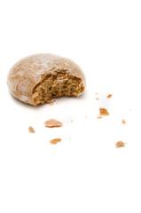 Single honey biscuit