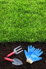 Gardening background