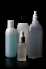 set of perfumery