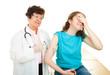 Teen Medical - Afraid of Shots