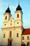 The Benedictine Abbey, Tihany, Hungary