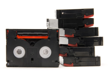 video tape stack