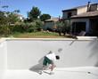 Construire une piscine creusée - 14769609
