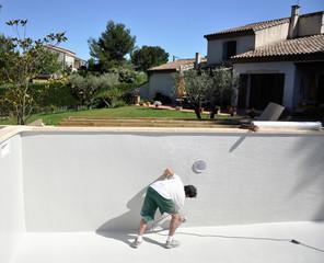 Construire une piscine creusée