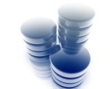 Database storage poster