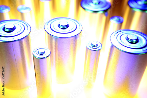 Batteries - 14772667