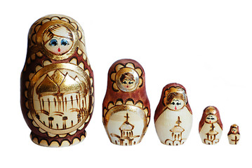 matriosca - russian doll