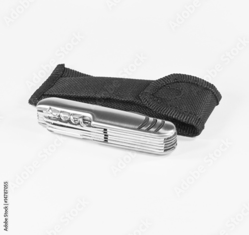 Knife multipurpose with cover
