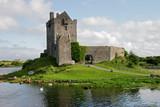 Fototapety Dunguaire Castle, Kinvara Bay, Galway, Ireland