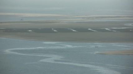vue du banc d'Arguin depuis la dune du Pilat 2