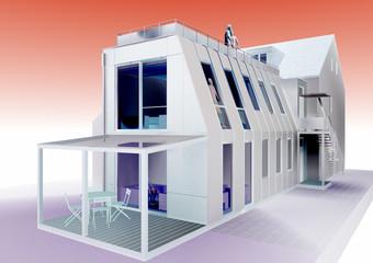 Wonhaus 3d