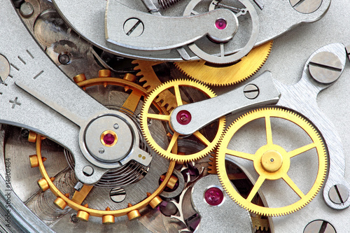 Clock works. - 14808484