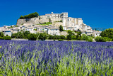 Fototapety Grignan, Département Drôme, Rhône-Alpes, France