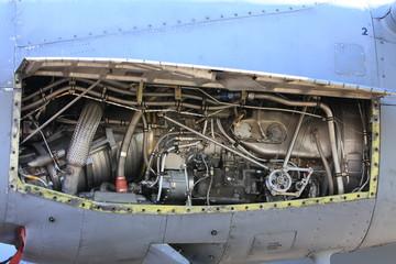 C-130 Hercules engine