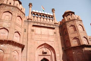 Rotes Fort in Delhi 2