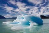 Fototapety Blue iceberg in Patagonia, Chile