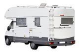 Camper Van poster