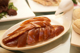 Peking roasted duck poster