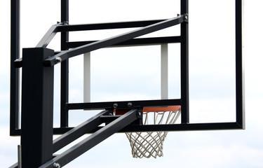 Basketbal hoop outdoors