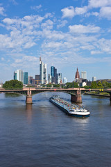 Frankfurt und seine Wasserwege