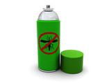 anti-mosquito spray poster